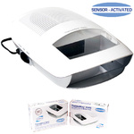 Heat'n Air Nail Dryer - Sensor Activated With Hot or Cool Air - 110V (720095)