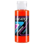 Createx Airbrush Paint - Fluo Orange 2 oz. (C5409)