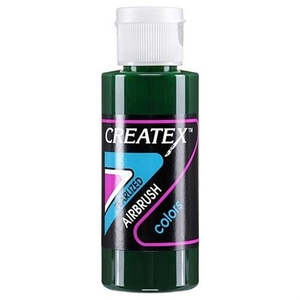 Createx Airbrush Paint - Tropical Green 2 oz. (C5116)