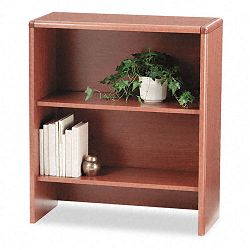 10700 Series Bookcase Hutch 32-58w x 14-58d x 37-18h Bourbon Cherry (HON107292HH)