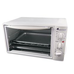Multi-Function Toaster Oven with Multi-Use Pan 15 x 10 x 8 White (OGFOG20)