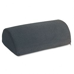 Half-Cylinder Padded Foot Cushion Black (SAF92311)
