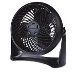 Super Turbo Three-Speed High-Performance Fan Black (HWLHT900)