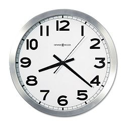 Round Wall Clock 15-34in (MIL625450)
