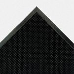 Mat-A-Dor EntranceAntifatigue Mat Rubber 36 x 72 Black (CWNMAFG62BK)