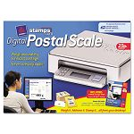 Digital Postal Scale 25 lb Capacity (AVE32400)