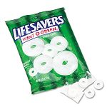 Hard Candy Wint-O-Green Flavor Individually Wrapped 6.25 oz. Bag (LFS88504)