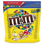 Milk Chocolate Coated Candy wPeanut Center 42 oz. Bag (MNM32437)