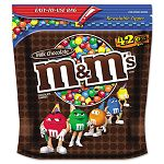 Milk Chocolate wCandy Coating 42 oz. Bag (MNM32438)