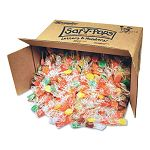 Saf-T-Pops Assorted Flavors Individually Wrapped Bulk 25 Lb. Box (SPA545)