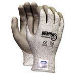 Memphis Dyneema Polyurethane Gloves Medium WhiteGray 1 Pair (CRW9672M)