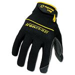 Box Handler Gloves 1 Pair Black Large (IRNBHG04L)