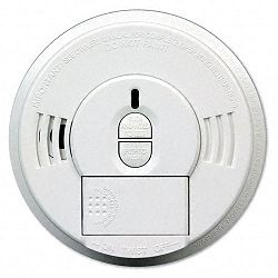 Front-Load Smoke Alarm wMounting Bracket Hush Feature (KID09769997)