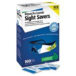 Sight Savers Premoistened Lens Cleaning Tissues Box of 100 (BAL8574GM)