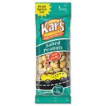 Nuts Caddy Salted Peanuts 2 oz Packets 24 Packets Caddy of 24 Packets (AVTSN08388)