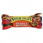 Nature Valley Granola Bars Peanut Butter Cereal 1.5oz Bar Box of 18 Bars (AVTSN3355)
