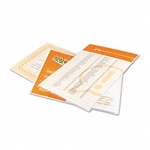 "HeatSeal Laminating Pouches 5 mil 9"" x 11-12"" Box of 100 (GBC3200654)"