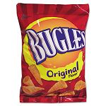 Bugles Corn Snacks 3 oz. Box of 6 Packs (AVTSN28086)