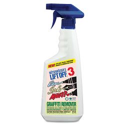No. 3 Pen Ink Graffiti Remover 22 oz. Trigger Spray (MOT40901)