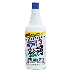 Lift Off No. 3 Pen Ink & Marker Graffiti Remover 32 oz. Flip-Top Bottle Carton of 6 (MOT40903)