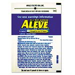Pain Reliever Tablets Refill Packs Box of 30 Packs (LIL51030)