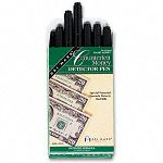 Smart Money Counterfeit Bill Detector Pen for Use with U.S. Currency 1 Dozen (DRI351R1)