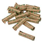 Preformed Tubular Coin Wrappers Dimes $5 Carton of 1000 (PMC65071)