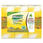 Recycled White Facial Tissue in Fluff-Out Boutique Box 80Box 6 BoxesPack (MRC4034)
