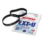 Replacement Belt for Eureka Maxima LiteWeight Upright & Sanitaire Vacuums 2 Pack (EUK61120D12)