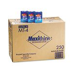 Maxithins Thin Full Protection Pads Carton of 250 Individually Boxed Napkins (HOSMT4)