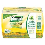 100% Recycled Convenience Bundle Bathroom Tissue 168 Sheets Carton of 24 Rolls (MRC6024)