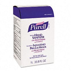 Instant Hand Sanitizer NXT Refill 1000 mL. Pouch (GOJ215608EA)
