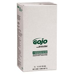 SUPRO MAX Hand Cleaner Refill 5000 mL Herbal Scent Beige Carton of 2 (GOJ7572)