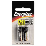12 Volt WatchElectronicSpecialty Batteries A23 2 BatteriesPack (EVEA23BP2)