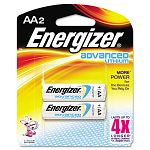 Advanced Lithium Batteries AA Pack of 2 (EVEEA91BP2)