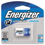 e2 Lithium Photo Battery CR2 3Volt 1 BatteryPack (EVEEL1CR2BP)