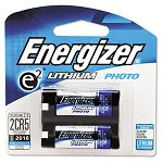 e2 Lithium Photo Battery 2CR5 6Volt (EVEEL2CR5BP)
