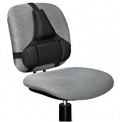 Professional Series Back Support Memory Foam Cushion Black (FEL8037601)