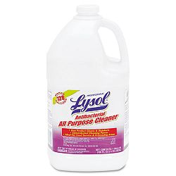Antibact. All-Purpose Cleaner 1 Gallon Bottle Carton of 4 (RAC74392)