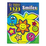 Sticker Book Smiles Pack of 1323 (TCR4223)
