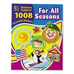 Sticker Book For All Seasons Pack of 1008 (TCR4224)