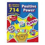 Sticker Book Positive Power Pack of 714 (TCR4225)