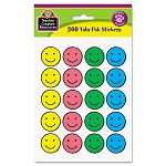 Sticker Valu-Pak Happy Face Pack of 260 (TCR6632)
