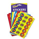 Stinky Stickers Variety Pack Praise Words Pack of 432 (TEPT6490)