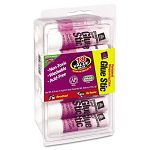 Purple Application Permanent Glue Stics 0.26 oz Pack of 18 (AVE98079)