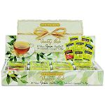Green Tea Assortment Individually Wrapped Eight Flavors 64 Tea BagsBox (BTC30568)