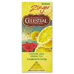 Tea Herbal Lemon Zinger Box of 25 (CST031010)