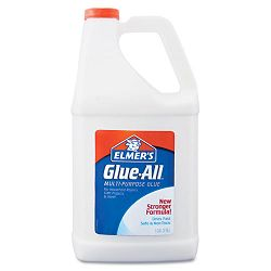 Glue-All White Glue Repositionable 1 Gallon (EPIE1326)