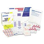 First Aid Refill Pack with Most Frequently-Used Products 96 PiecesPack (ACM40001)
