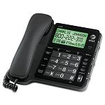 CL2939 Corded Speakerphone Black (ATTCL2939B)